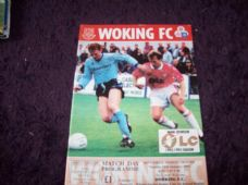 Woking v Dorking, 1992/93 [SSC]